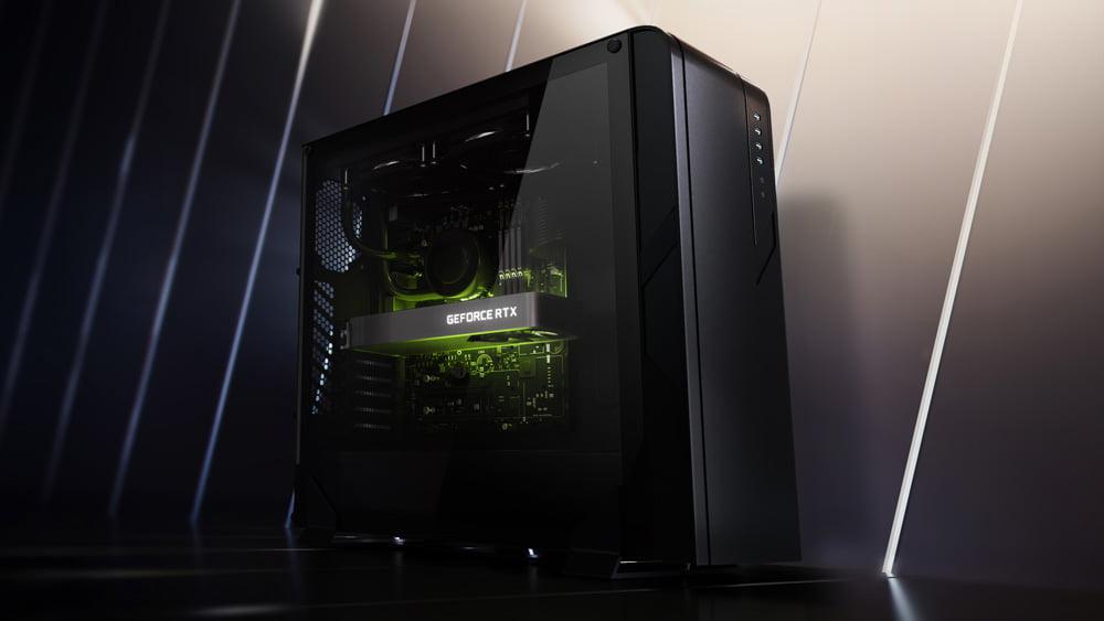 RTX 3060 in einem PC