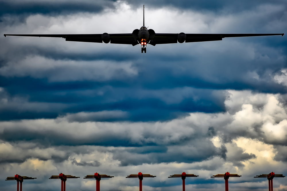 U-2 Flugzeug
