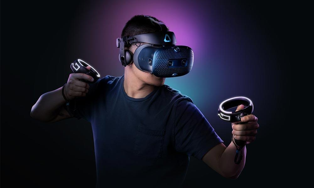 HTC Vive Cosmos: Updates für mehr Performance und OpenXR