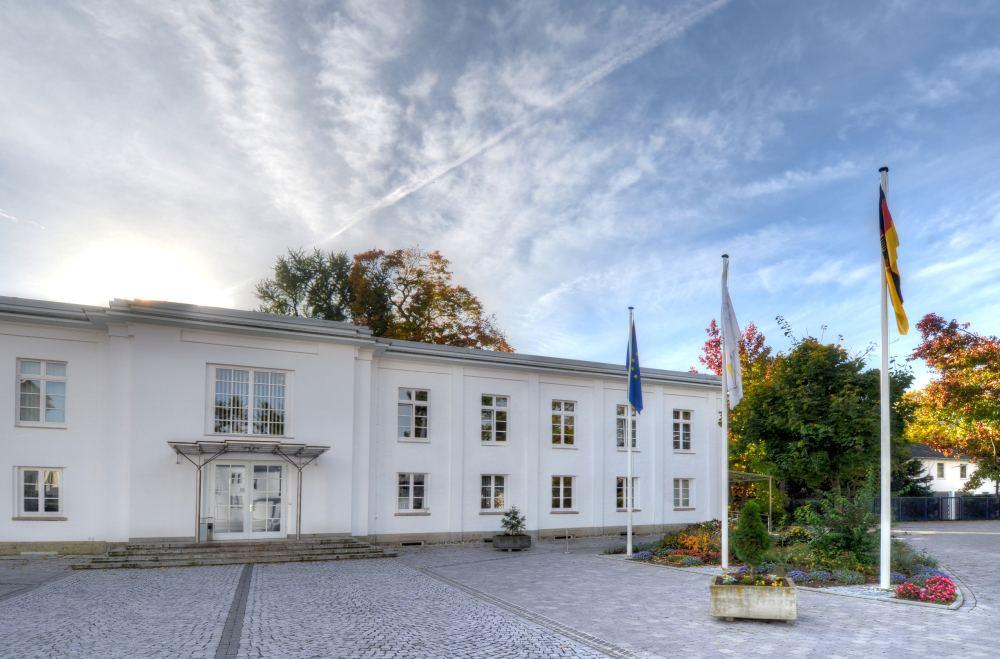 Das Hauptgebäude des Bundeskartellamts.