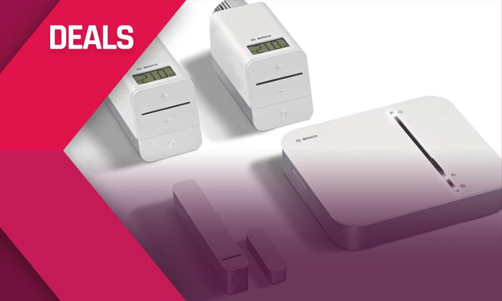 Smart-Home-Deals: Bosch Raumklima-Set 170 € billiger