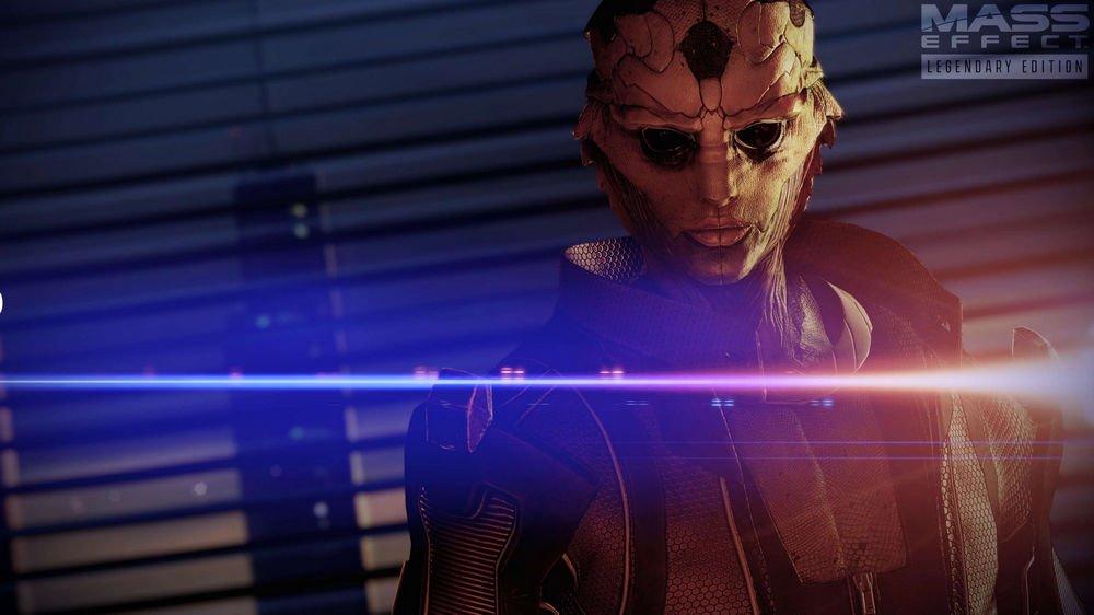 | Mass Effect Legendary Edition Thane Krios