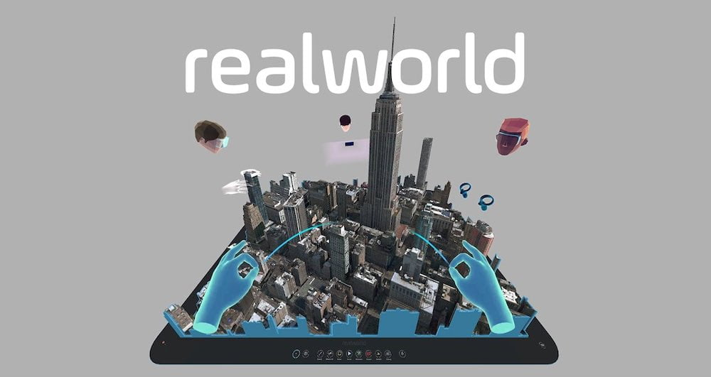 Realworld: Google Earth VR-Alternative für Oculus Quest (2)