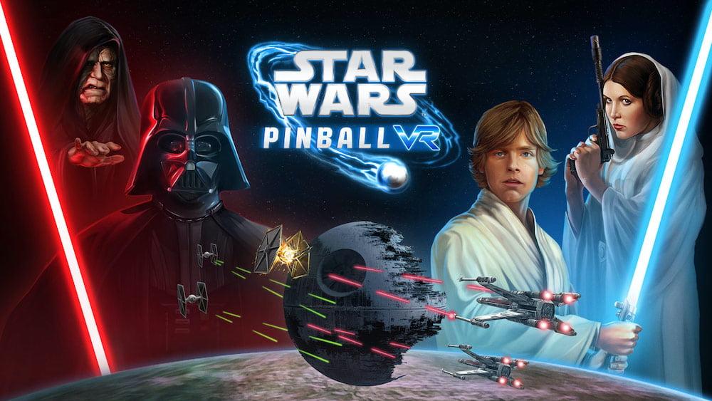 Star Wars Pinball VR: Flippersimulation mit Mandalorian-Tisch