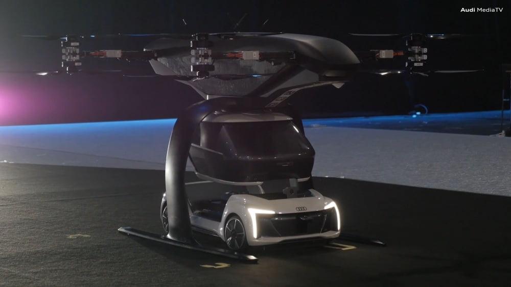 Autonomes Fliegen: VW will eigene Flugtaxis in China