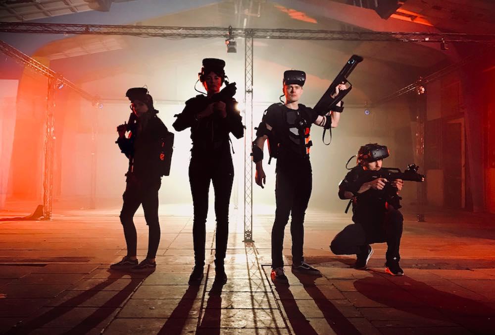 Arizona Sunshine-Studio kauft VR-Arcade-Plattform