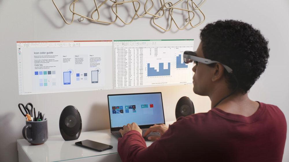 Qualcomm: Neue AR-Brille für PC und Smartphone angekündigt
