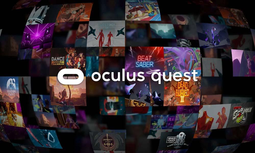 Übersicht über VR-Spiele für Oculus Quest