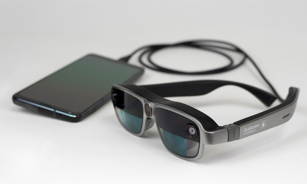 Qualcomm Referenzdesign AR-Brille, Kooperation mit Nreal