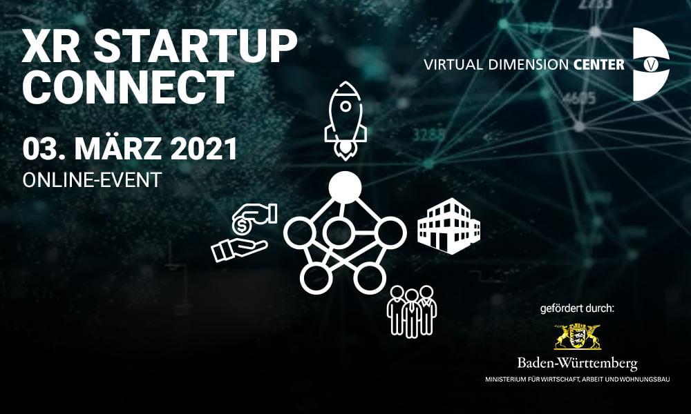 "XR-Gründerszene besser vernetzen: VDC stellt Innovationsplattform ""XR Startup Connect"" vor"