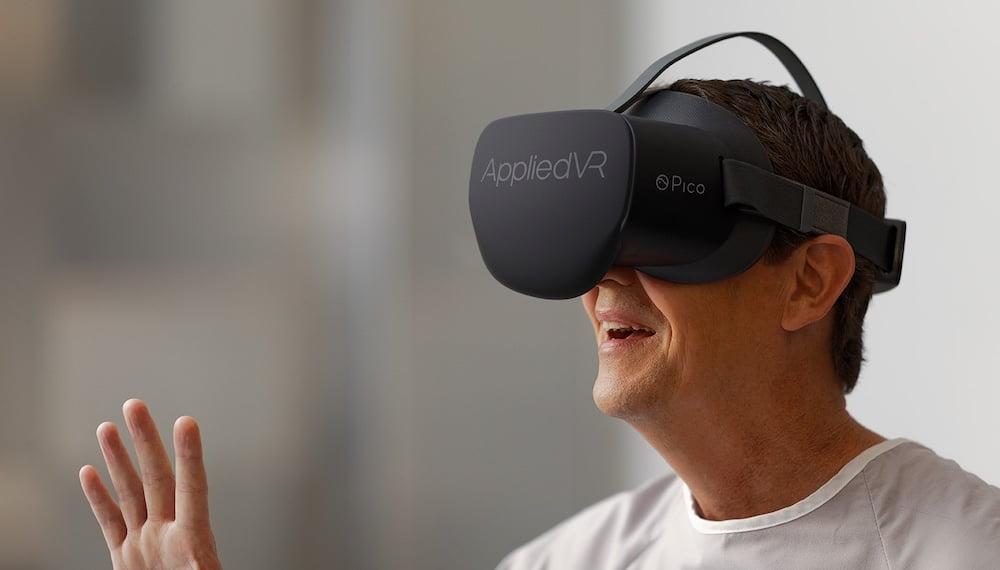 VR-Schmerztherapie: Start-up erhält Millioneninvest