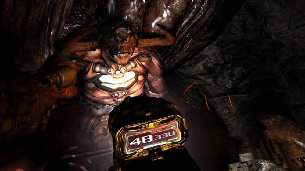 DOOM 3 VR Edition_Cyber Demon