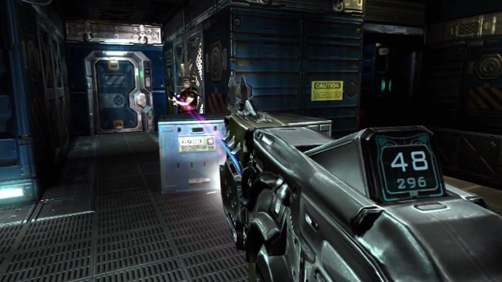 DOOM 3 VR Edition_Plasma Gun