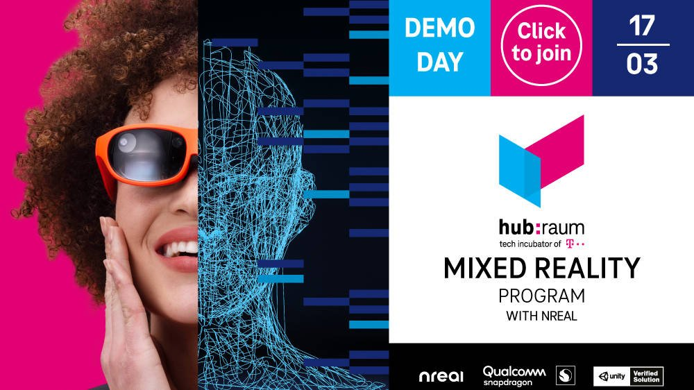 | Hubraum Mixed Reality Demo Day