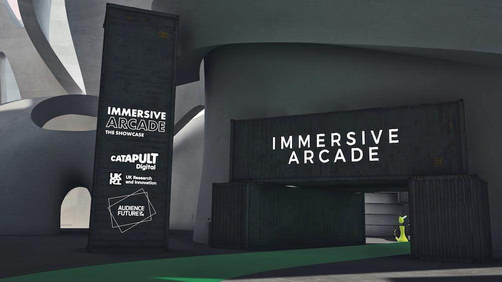MOR_Immersive_Arcade_Eingangsbereich