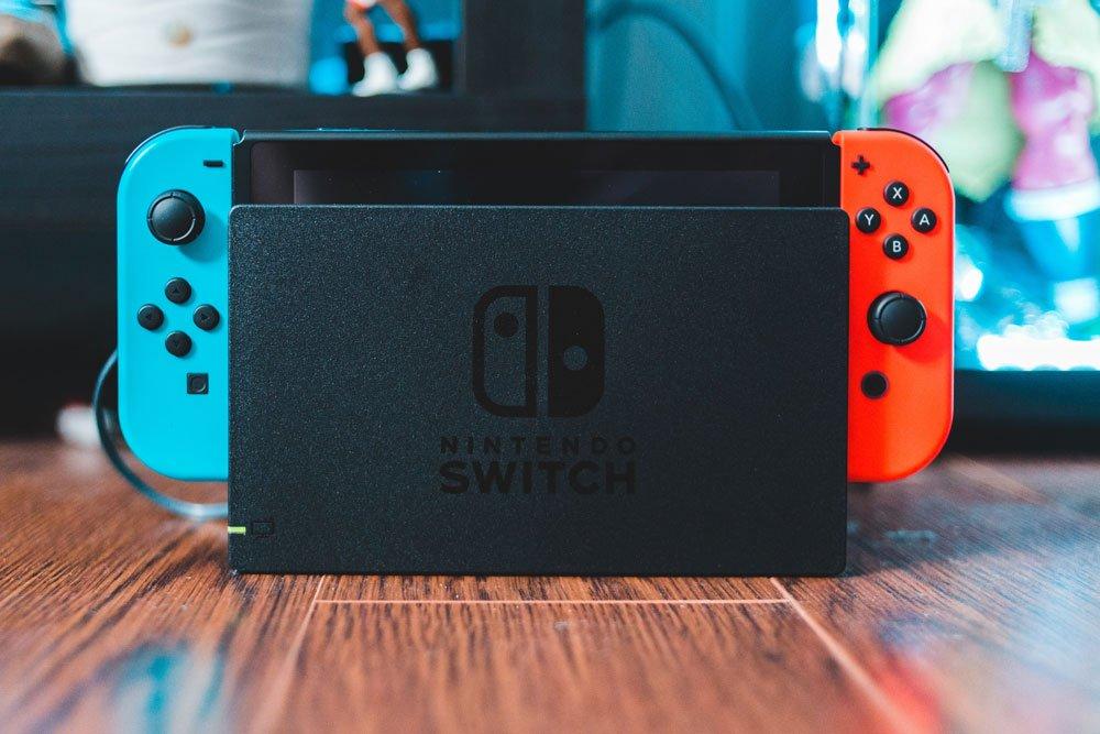 Nintendo Switch in Docking-Station