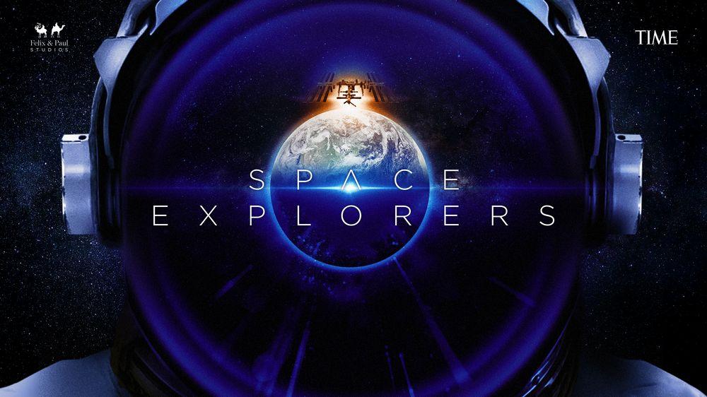 | Space Explorers Felix Paul TIME