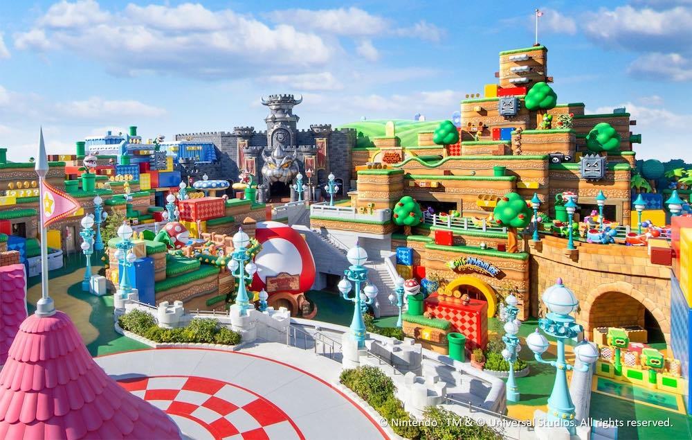 Super Nintendo World: Freizeitpark wurde in VR geplant
