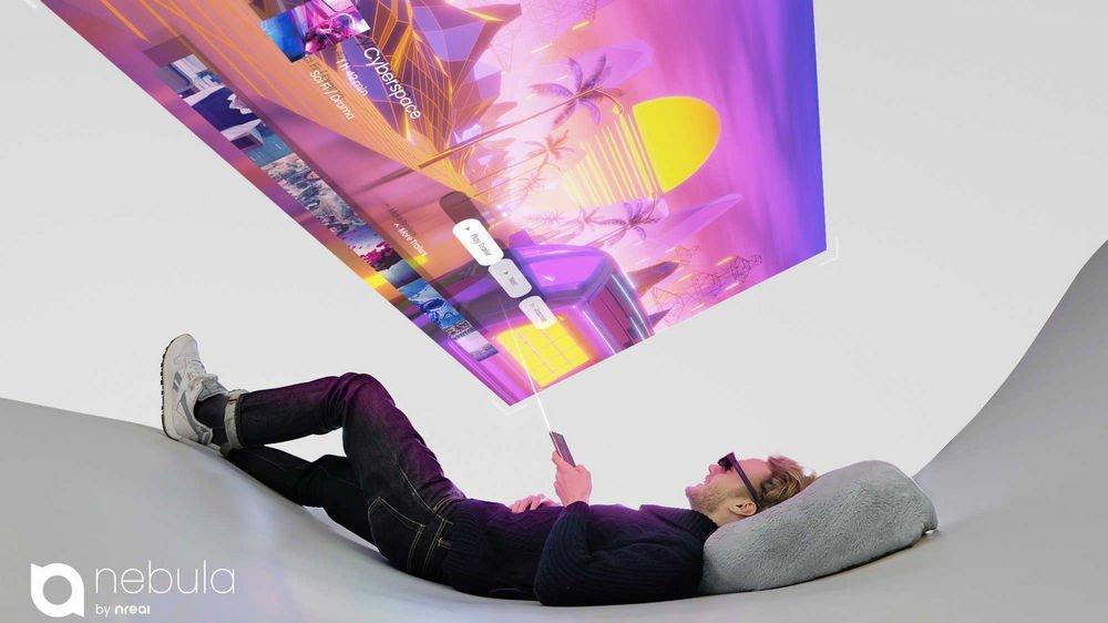 Nreal Light: Telekom & Nreal starten ins Mixed-Reality-Zeitalter