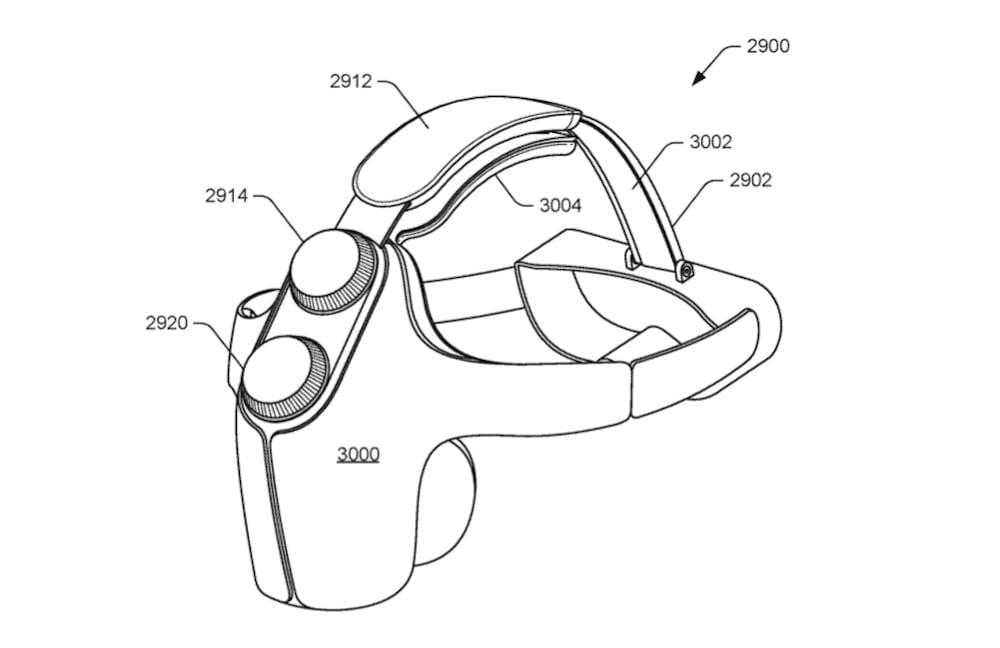 Valve_Patent_Kopfhalterung_mit_doppeltem_Einstellrad