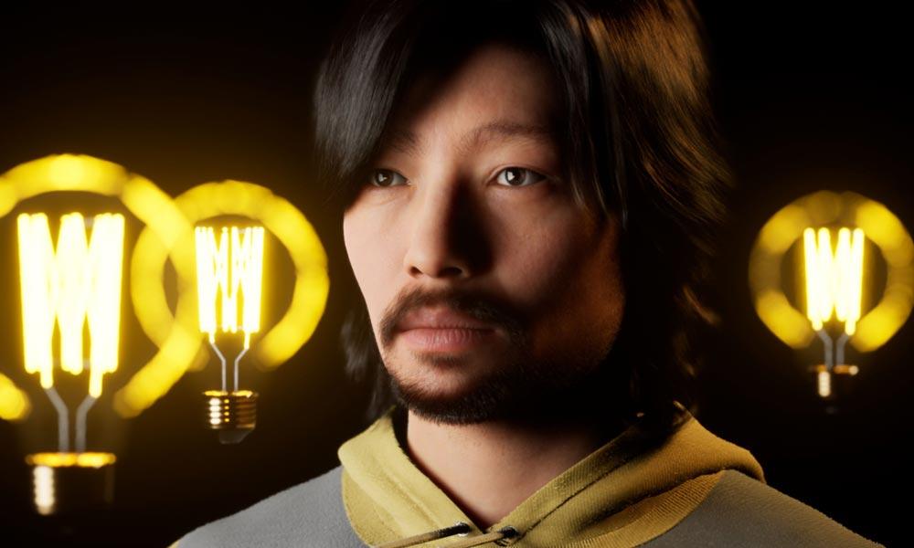 VR-Metahuman: Dieser Entwickler digitalisiert sich selbst