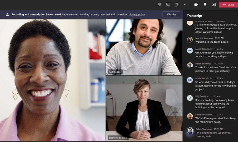 Teams: Microsoft implementiert neues KI-Feature