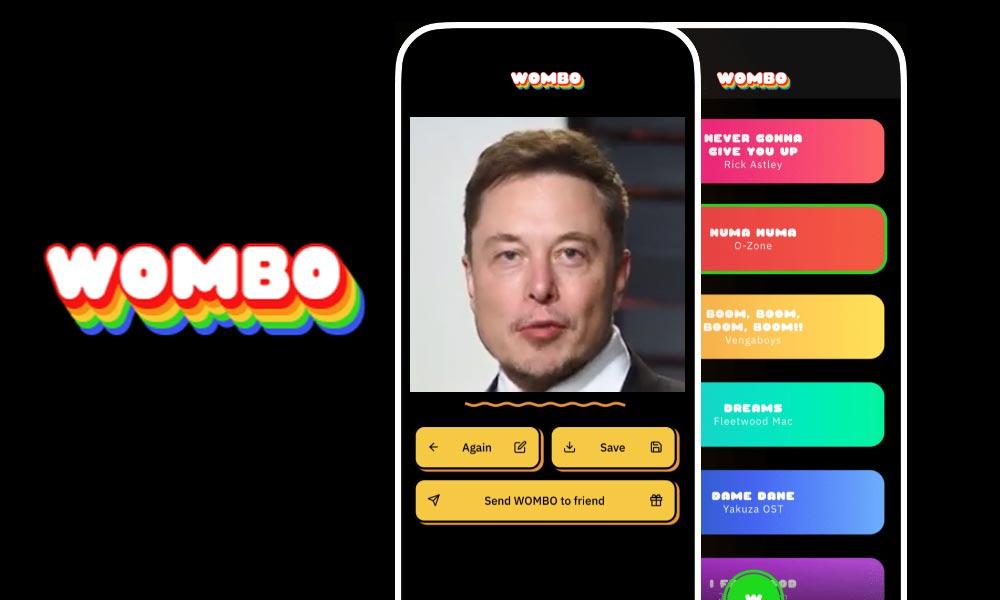 Wombo.ai: Neue Deepfake-App lässt eure Fotos singen