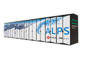 Alps Supercomputer