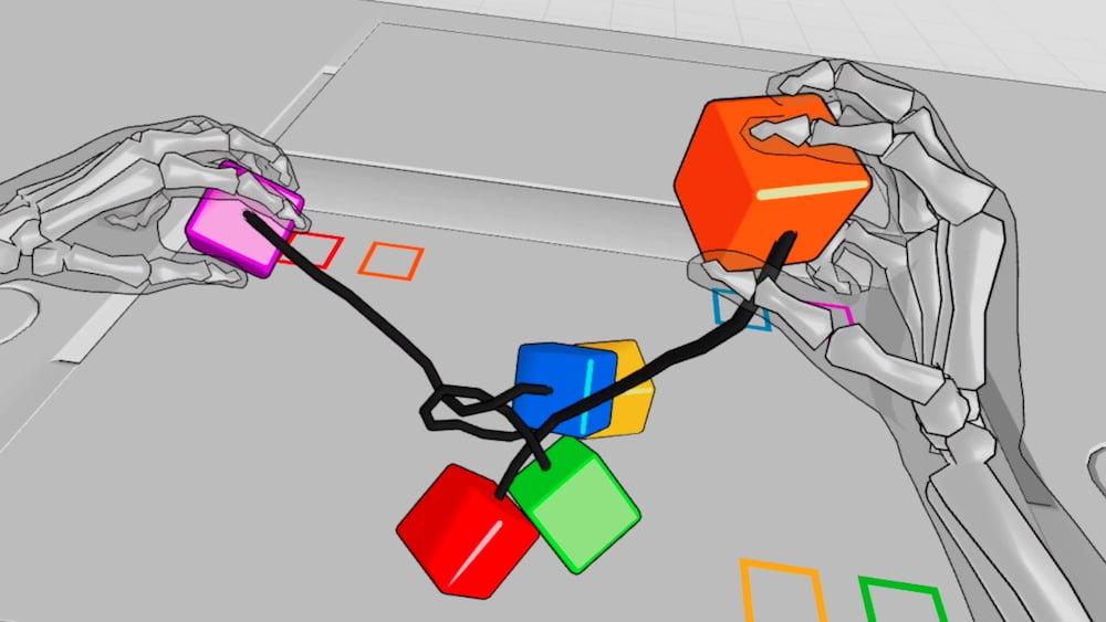 Hand_Physics_Lab_Würfel_Entwirren