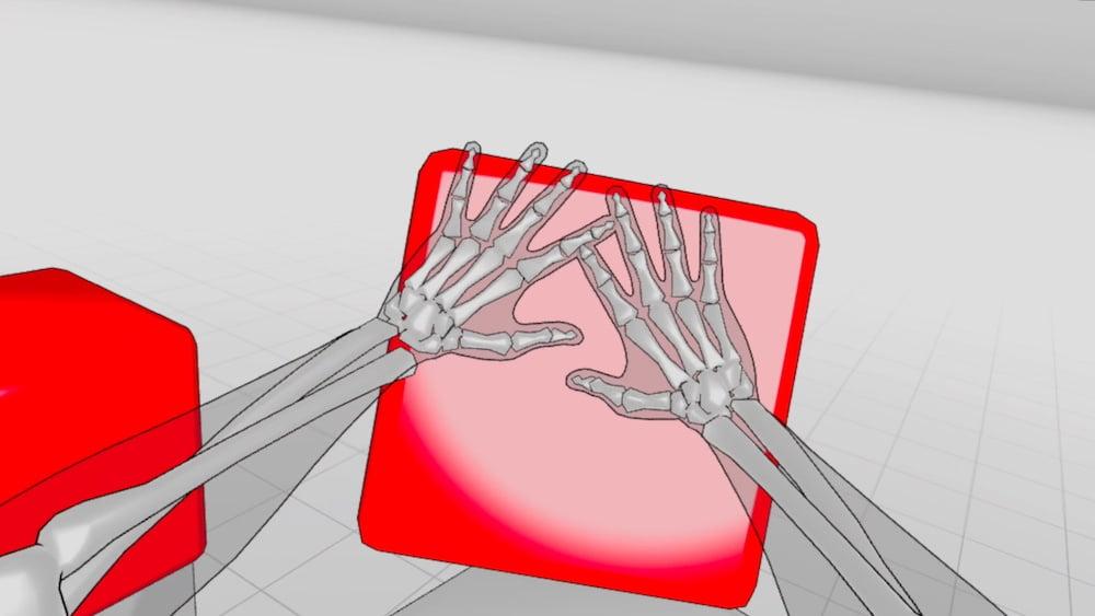 Hand_Physics_Lab_Würfel_schieben