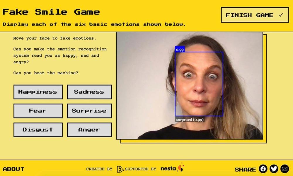 Browser-Tool zeigt, weshalb KI-Emotionserkennung Unsinn ist