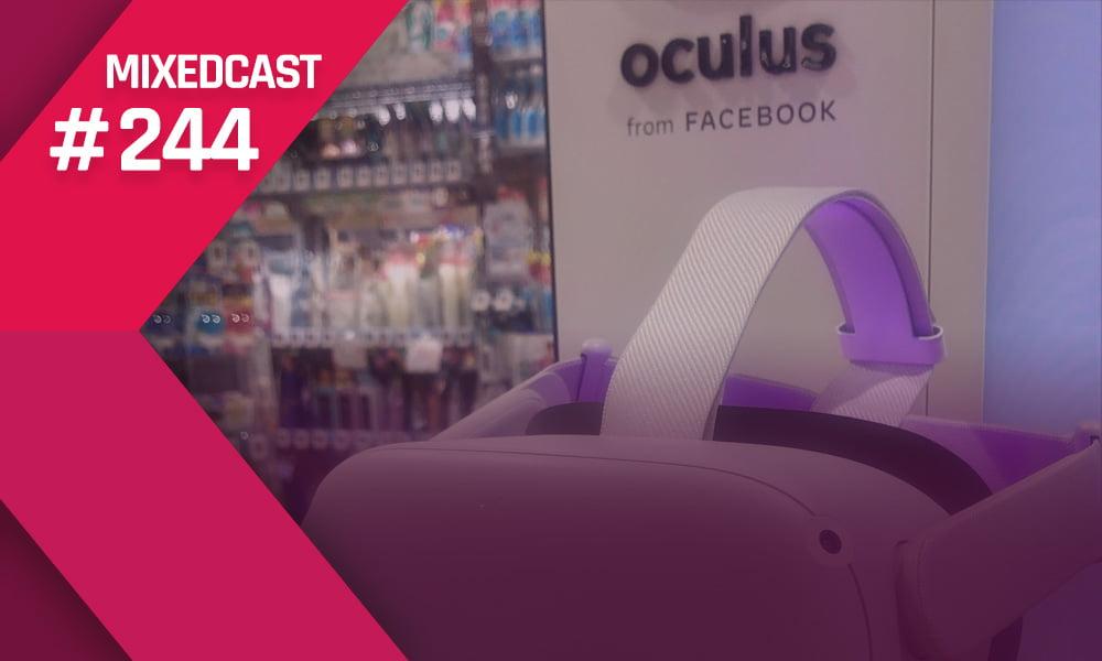 MIXEDCAST #244: VR-Gaming - Stand der Dinge & Ausblick