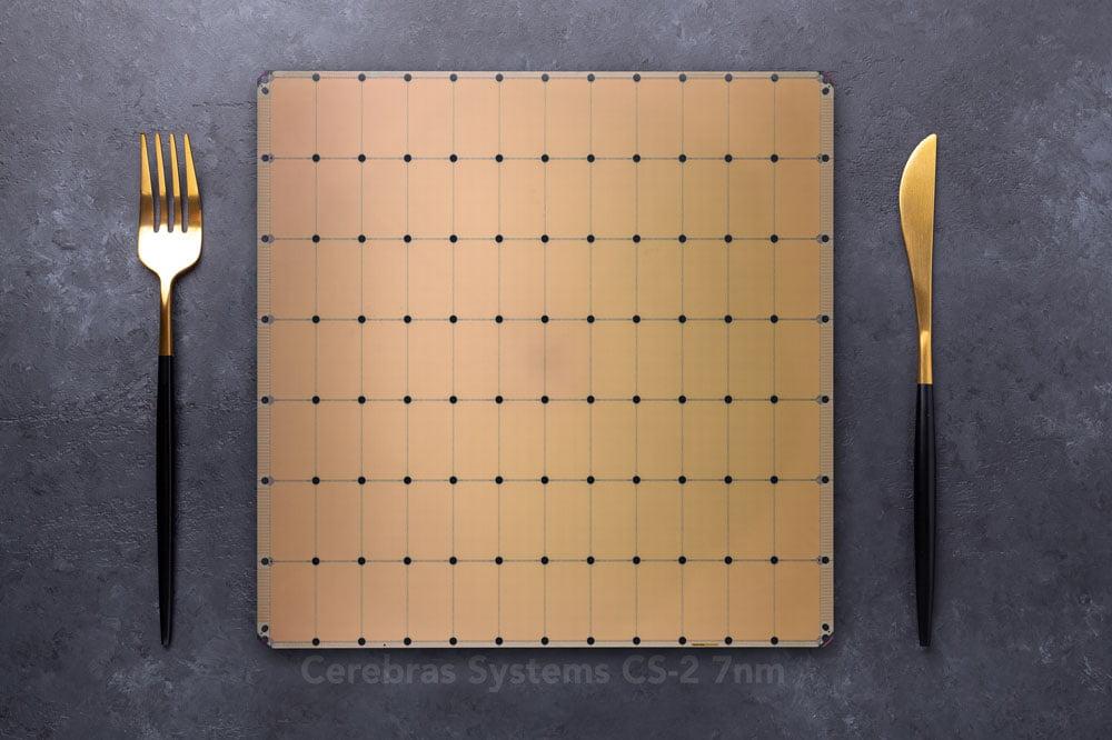 Cerebras neuer KI-Chip hat 2,6 Billionen Transistoren