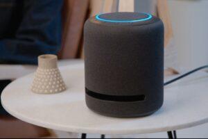 Echo Studio ist Amazons HiFi-Smart Speaker mit 3-D-Sound.