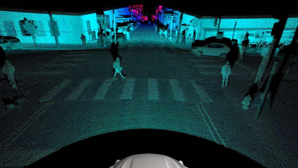 Autonomes Fahren: Argo AI präsentiert neuen Lidar-Sensor