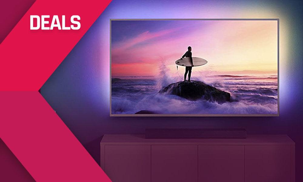 Deals: Philips Ambilight Smart-TV bis zu 470 Euro günstiger