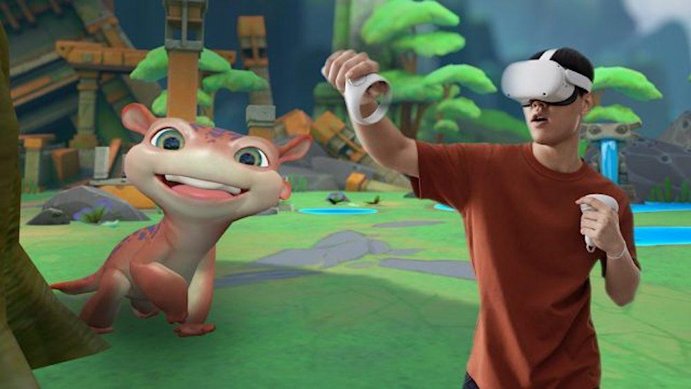 Oculus Quest (2): Neues Update bringt Datei-Manager, neues Universalmenü und mehr