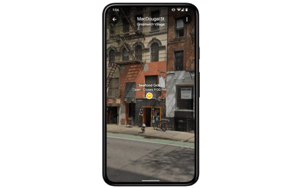 Google Maps: AR-Modus erhält wichtiges Feature