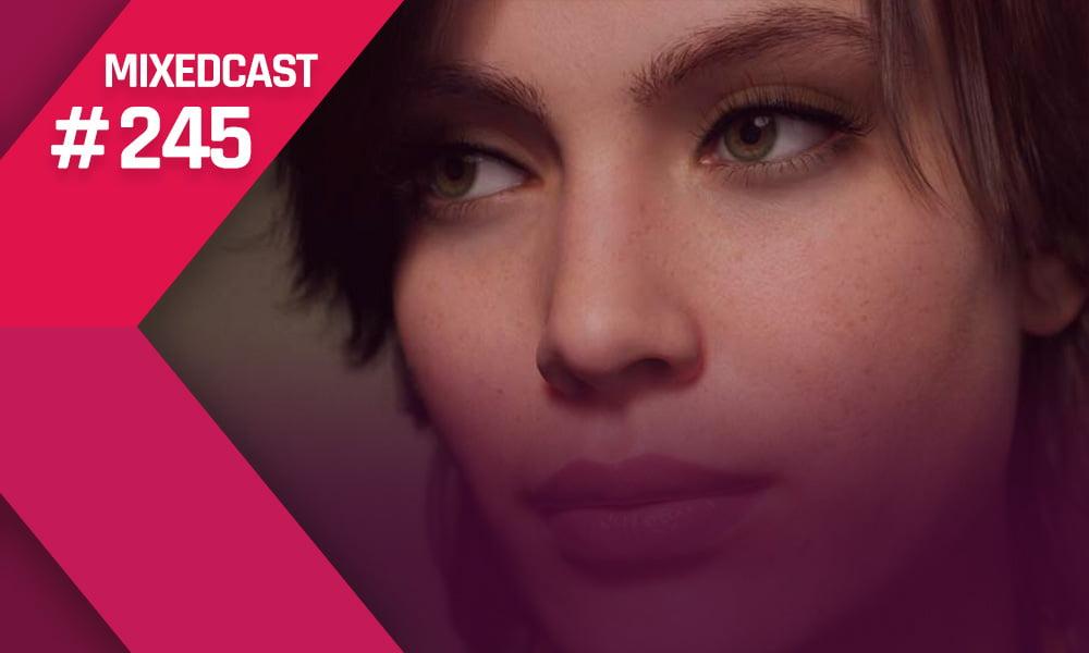 MIXEDCAST #245: Fake-Deepfakes, Metahumans und Oculus Air Link Test