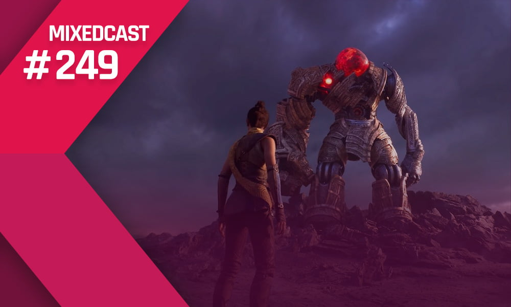 MIXEDCAST #249: Deep Dive Unreal Engine 5 Early Access