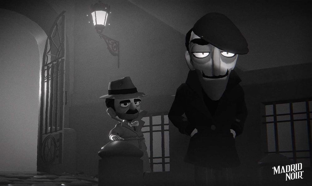 Madrid Noir: Neuer VR-Film erscheint bald für Oculus Quest