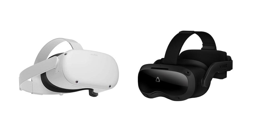 Vive Focus 3 vs. Oculus Quest 2: So viel schneller ist HTCs VR-Brille