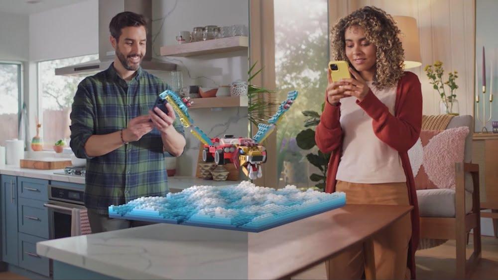 Snapchat unterstützt jetzt Multiplayer-AR-Spiele