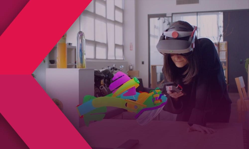 XR-News der Woche: Oculus Air Link Test, GPT-3 goes China, neue AR-Brille Campfire