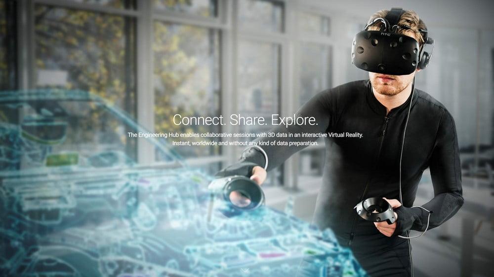 VR-Kollaborationssoftware Engineering Hub bis Oktober kostenlos