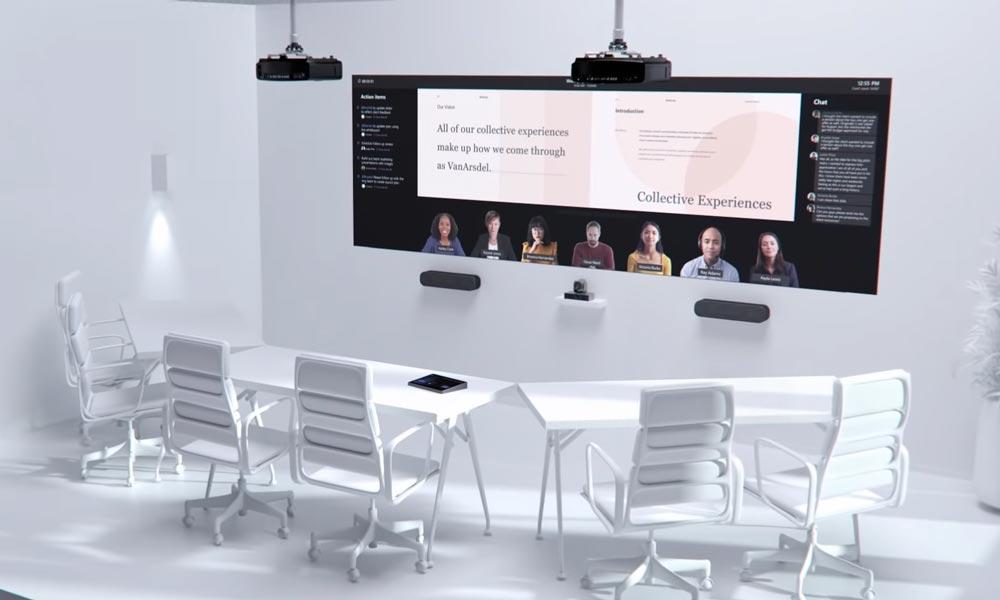 Teams 2.0: So stellt sich Microsoft die Meeting-Zukunft vor