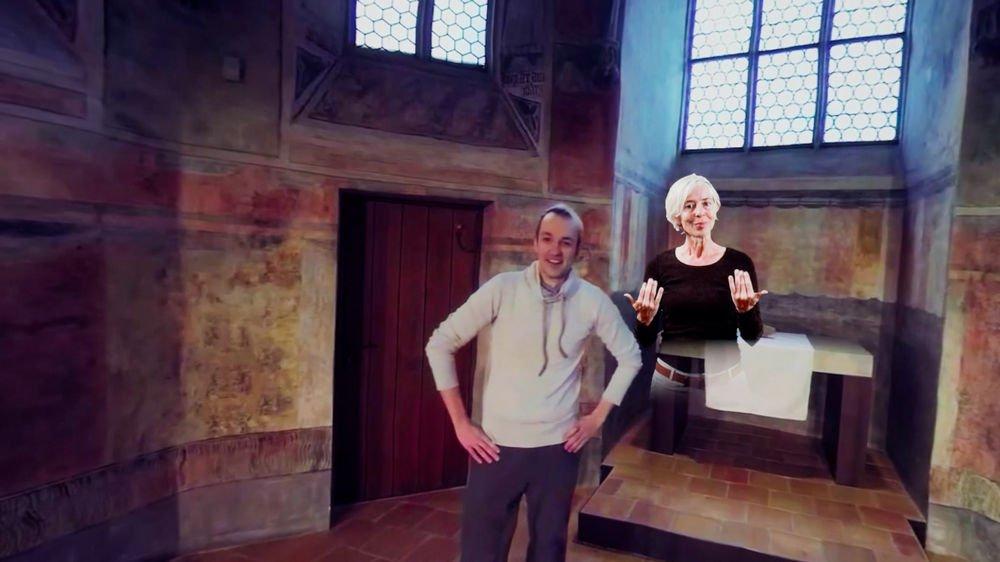 VR-Theater aus Augsburg – jetzt auch für Gehörlose