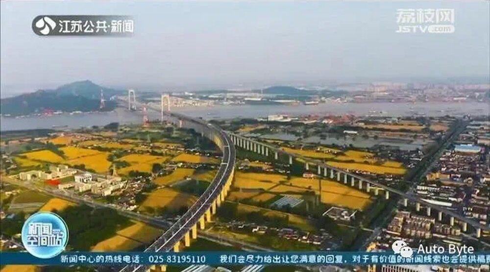 Autobahn der Zukunft: China baut Straße für autonomes Fahren