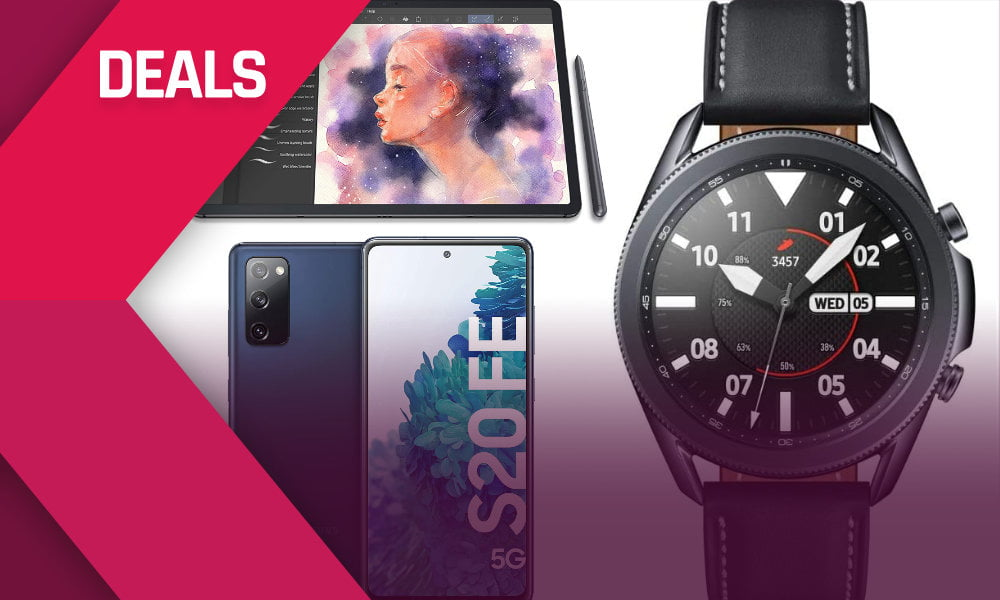 Deals: Samsung Galaxy Watch 3 fast 180 Euro billiger