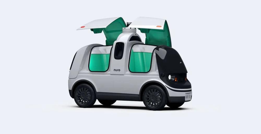 FedEx testet autonom fahrende Liefer-Bots